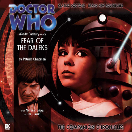 Companion Chronicles - Fear of the Daleks - Big Finish Audio CD 1.2