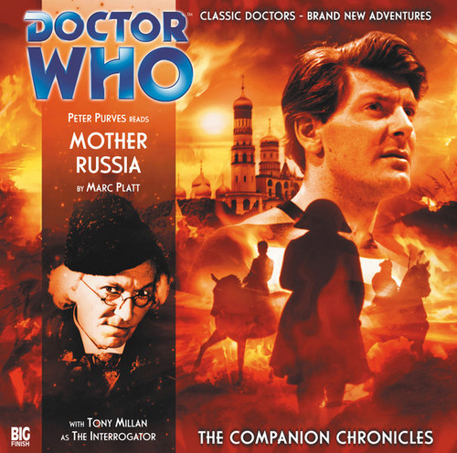 Companion Chronicles - Mother Russia Big Finish Audio CD 2.1