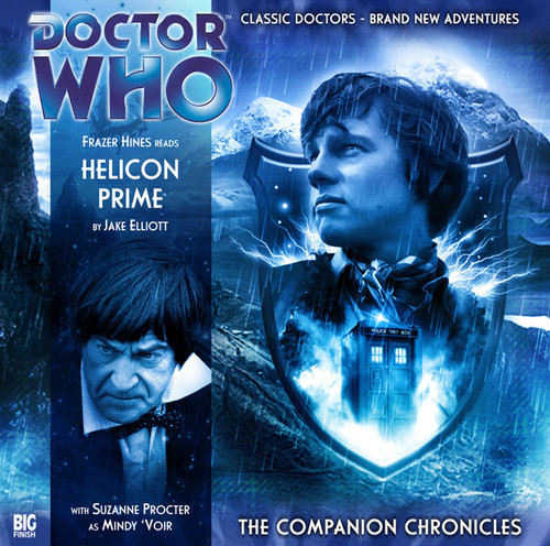 Companion Chronicles - Helicon Prime - Big Finish Audio CD 2.2