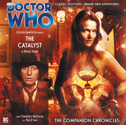 Companion Chronicles - The Catalyst Big Finish Audio CD 2.4