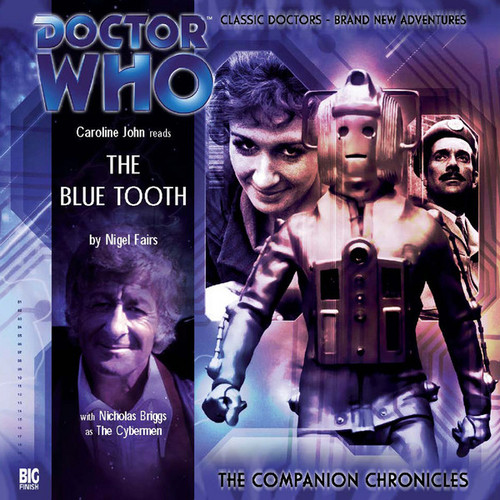 Companion Chronicles - The Blue Tooth - Big Finish Audio CD 1.3