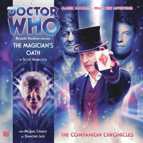 Companion Chronicles - The Magician's Oath - Big Finish Audio CD 3.10