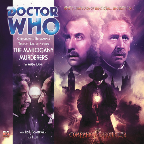 Companion Chronicles - The Mahogany Murderers - Big Finish Audio CD 3.11