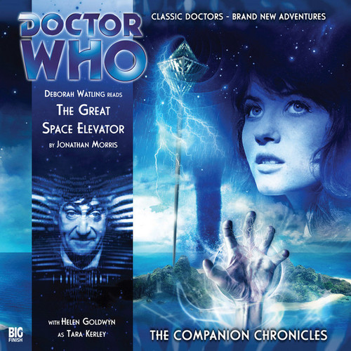 Companion Chronicles - The Great Space Elevator - Big Finish Audio CD 3.2