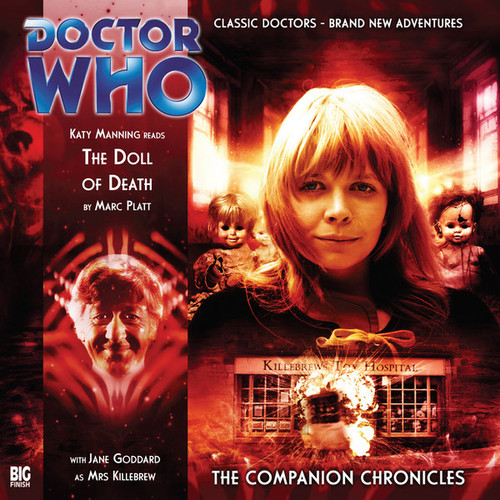 Companion Chronicles - The Doll of Death - Big Finish Audio CD 3.3
