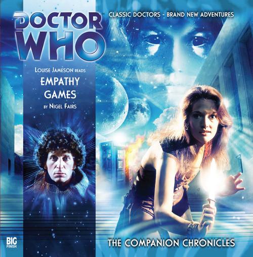 Companion Chronicles - Empathy Games - Big Finish Audio CD 3.4