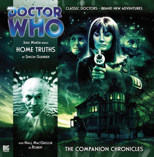 Companion Chronicles - Home Truths - Finish Audio CD 3.5