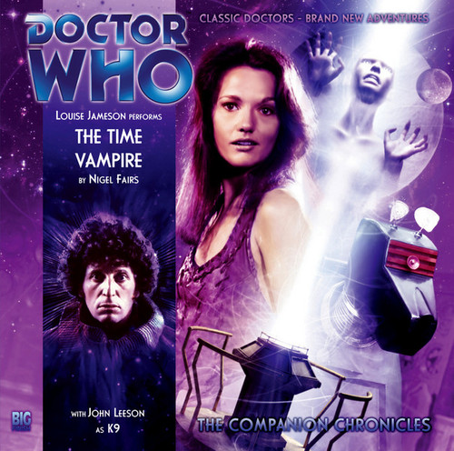 Companion Chronicles - The Time Vampire - Big Finish Audio CD 4.10