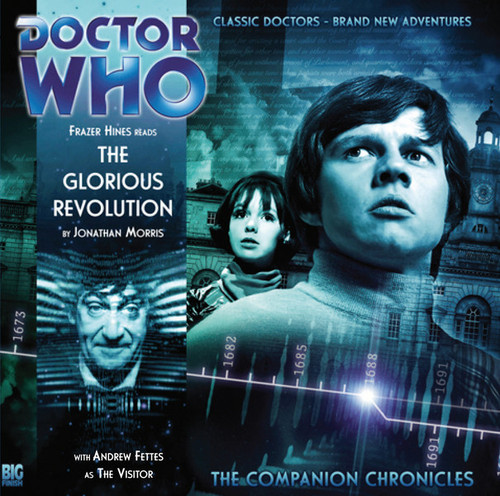 Companion Chronicles - The Glorious Revolution - Big Finish Audio CD 4.2
