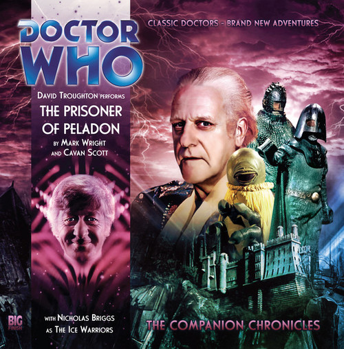 Companion Chronicles - The Prisoner of Peladon - Big Finish Audio CD 4.3