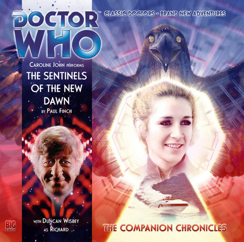 Companion Chronicles - The Sentinels of the New Dawn - Big Finish Audio CD 5.10