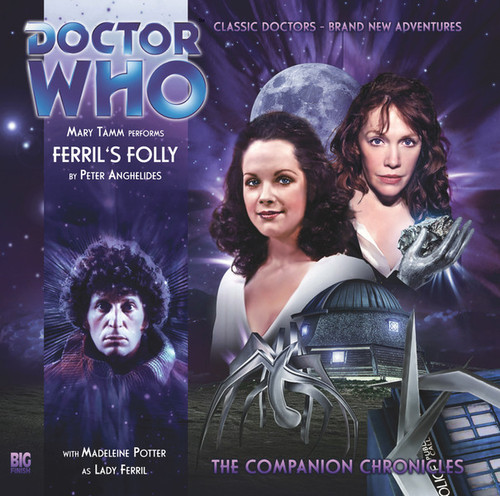 Companion Chronicles - Ferril's Folly - Big Finish Audio CD 5.11