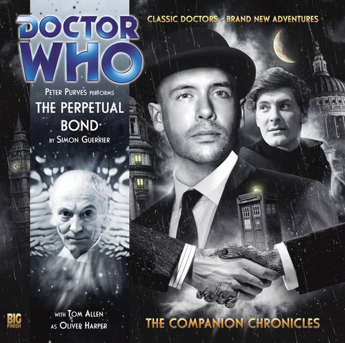 Companion Chronicles - The Perpetual Bond - Big Finish Audio CD 5.8