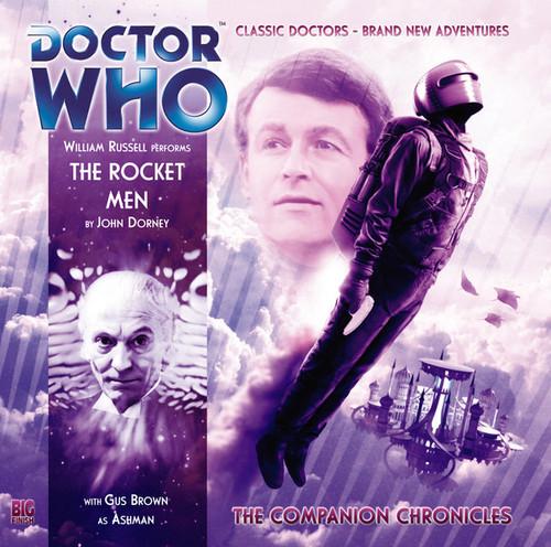 Companion Chronicles - The Rocket Men - Big Finish Audio CD 6.2
