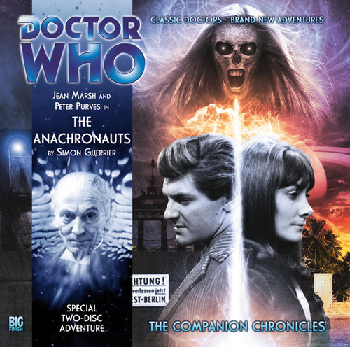Companion Chronicles - The Anachronauts - Big Finish Audio CD (2 Discs) 6.7