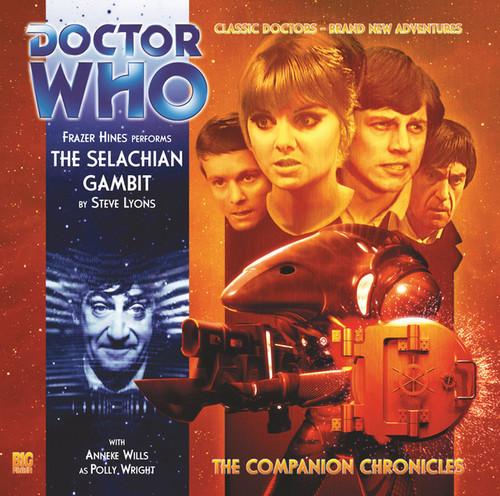 Companion Chronicles - The Selachian Gambit - Big Finish Audio CD 6.8
