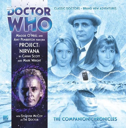 Companion Chronicles - Project: Nirvana Audio CD 7.3