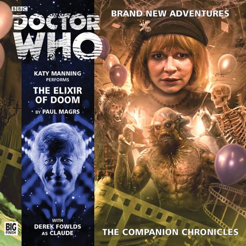 Companion Chronicles - The Elixir of Doom - Big Finish Audio CD 8.11
