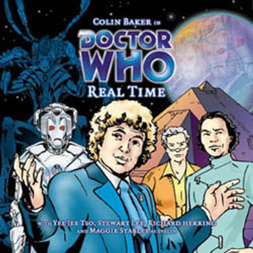 #1 - Real Time - Subscriber Special Big Finish Audio CD