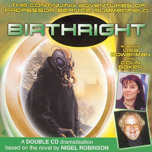 Bernice Summerfield: #1.4 Birthright - Big Finish Audio CD