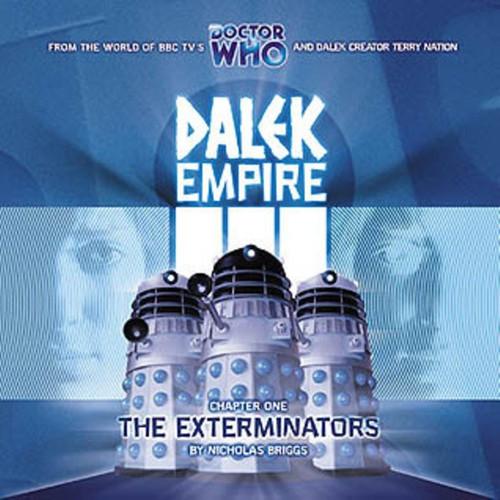 Dalek Empire 3: The Exterminators #3.1 - Big Finish Audio CD