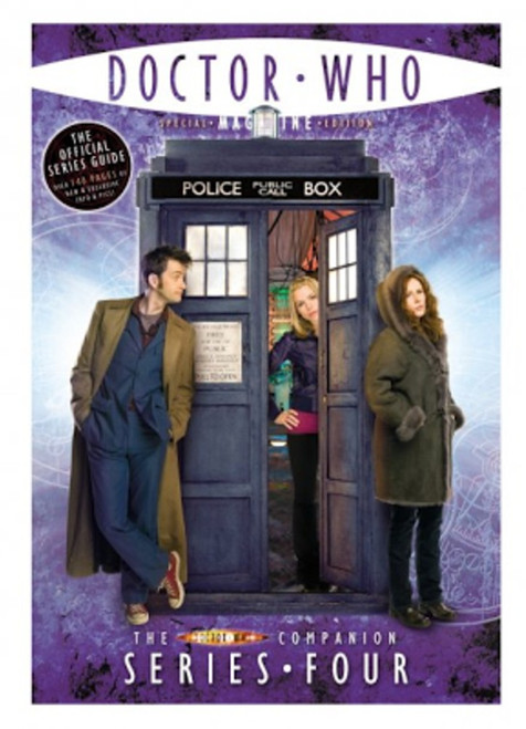 Series Four 2008 Companion Magazine Special