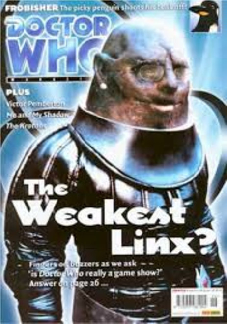 Doctor Who Magazine #318