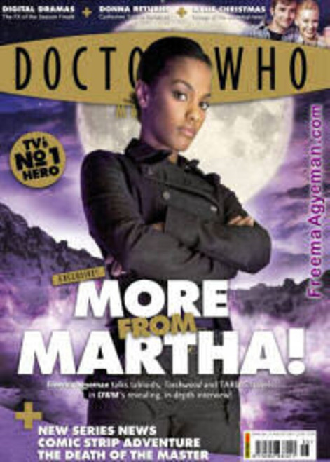 Doctor Who Magazine #385