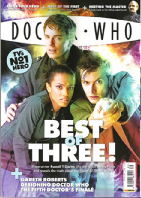 Doctor Who Magazine #386