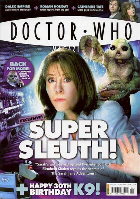 Doctor Who Magazine #388