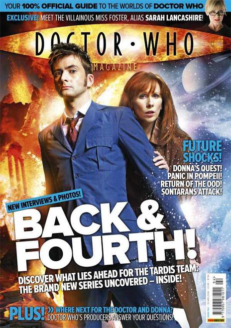 Doctor Who Magazine #394