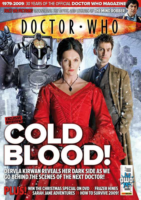 Doctor Who Magazine #404