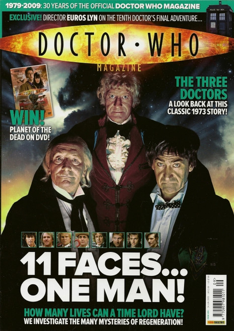 Doctor Who Magazine #409