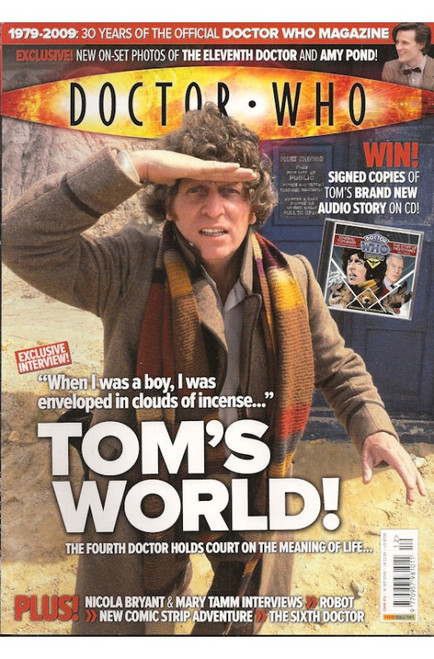 Doctor Who Magazine #412