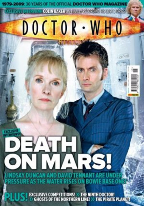 Doctor Who Magazine #415