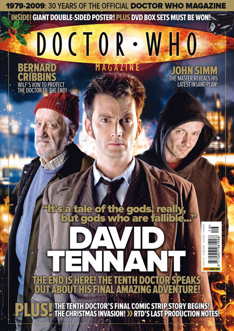 Doctor Who Magazine #416 - David Tennant - End of Time Special