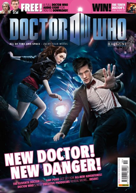 Doctor Who Magazine #419