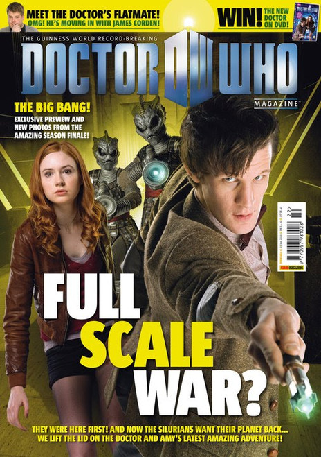 Doctor Who Magazine #422