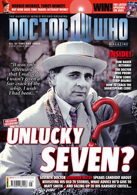 Doctor Who Magazine #425