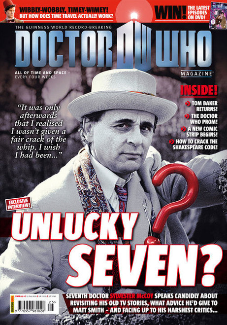 Doctor Who Magazine #425