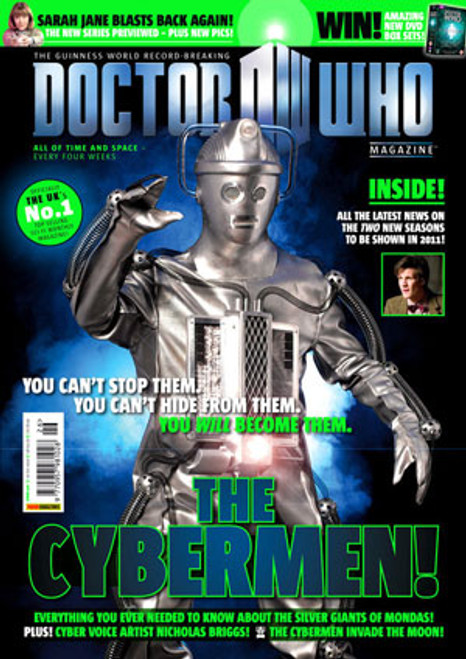 Doctor Who Magazine #426