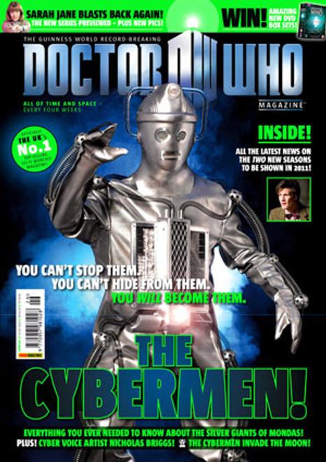 Doctor Who Magazine #426