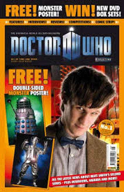 Doctor Who Magazine #428