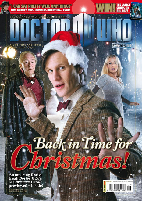 Doctor Who Magazine #429