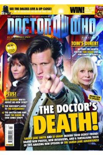 Doctor Who Magazine #431