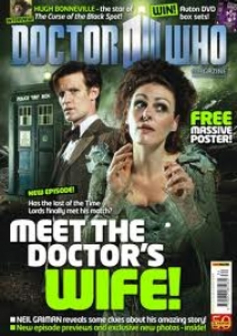 Doctor Who Magazine #434