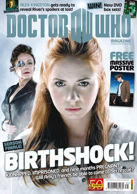 Doctor Who Magazine #435