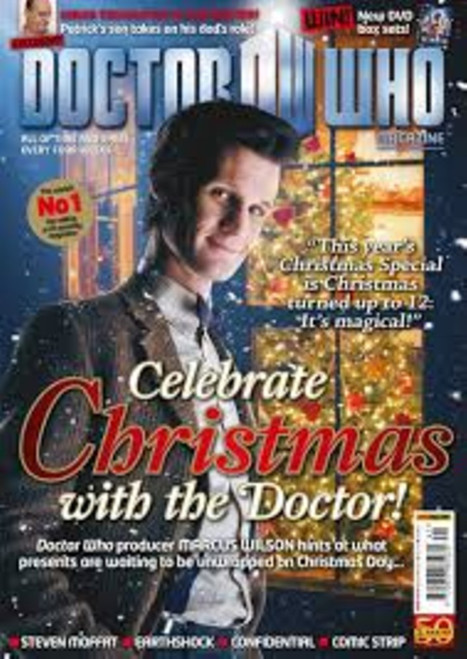 Doctor Who Magazine #441 - Christmas with the Doctor!