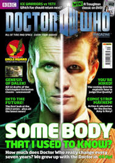 Doctor Who Magazine #449