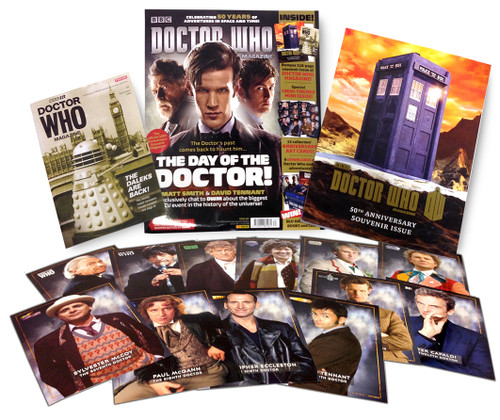 Doctor Who Magazine #467 - 50th Anniversay Special